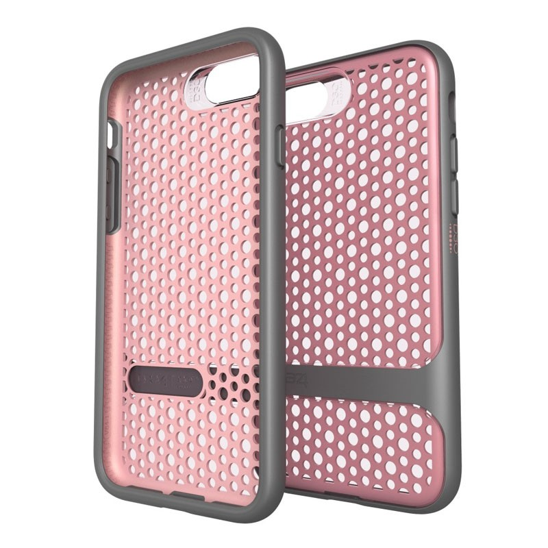 Gear4 Carnaby D3O Case iPhone 7 Rose Gold/Grey - 1