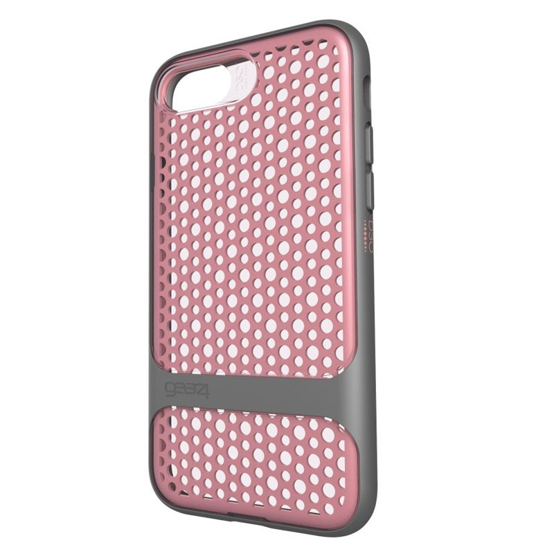 Gear4 Carnaby D3O Case iPhone 7 Rose Gold/Grey - 2
