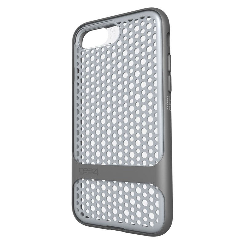Gear4 Carnaby D3O Case iPhone 7 Silver/Grey - 2