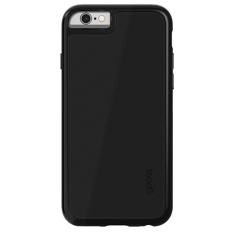 Gear4 3DO IceBox AllBlack iPhone 6 / 6S Black - 3