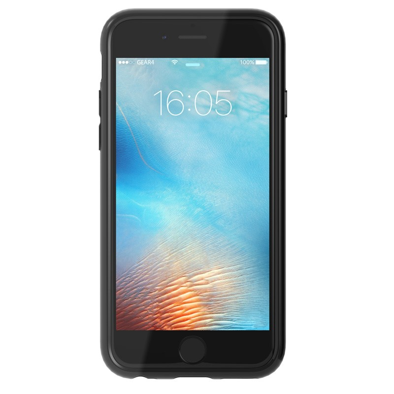 Gear4 3DO IceBox AllBlack iPhone 6 / 6S Black - 4