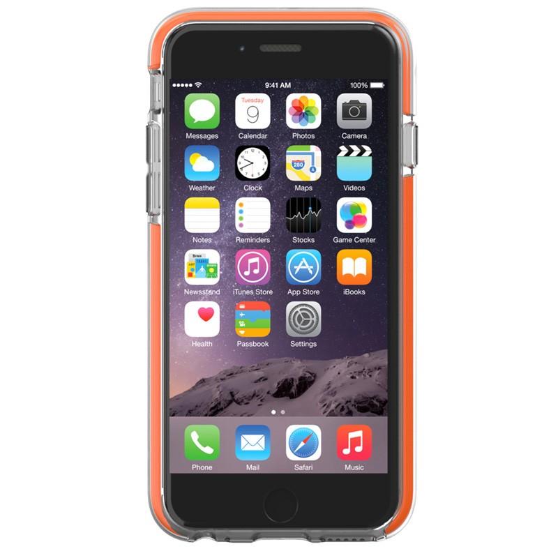 Gear4 3DO IceBox Shock iPhone 6 / 6S Clear/Orange - 4