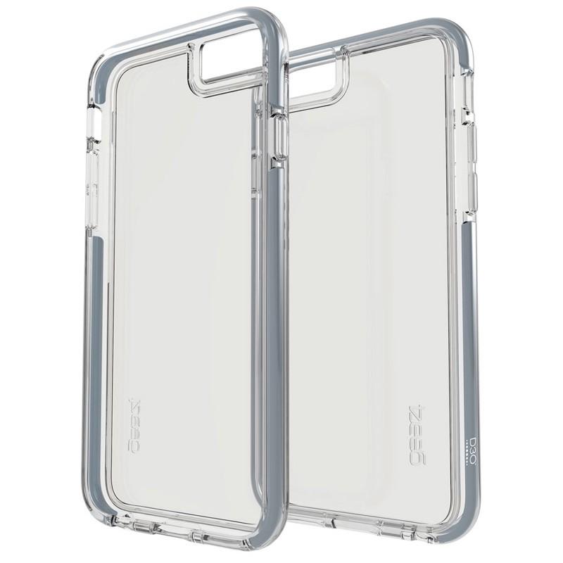 Gear4 3DO IceBox Tone iPhone 6 / 6S Grey/Clear - 2