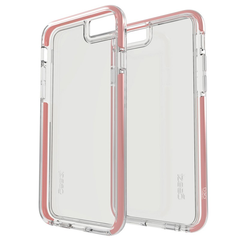 Gear4 3DO IceBox Tone iPhone 6 / 6S Rose Gold/Clear - 2
