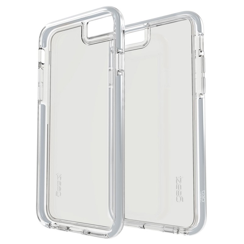 Gear4 3DO IceBox Tone iPhone 6 / 6S Silver/Clear - 2