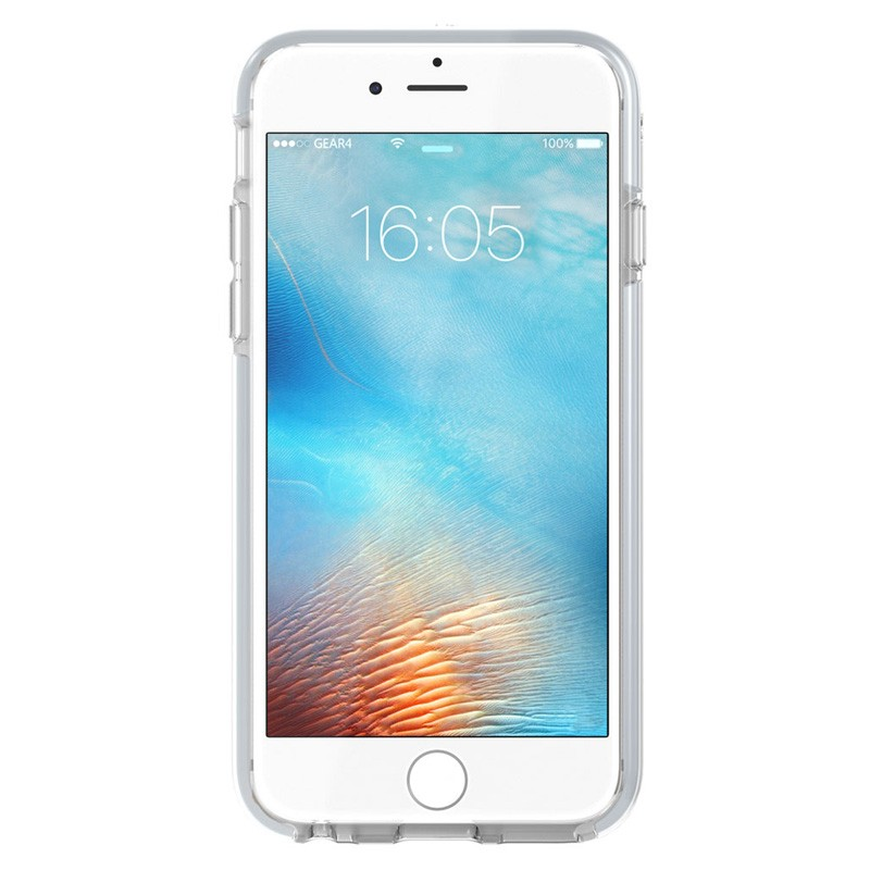 Gear4 3DO IceBox Tone iPhone 6 Plus / 6S Plus Silver/Clear - 4