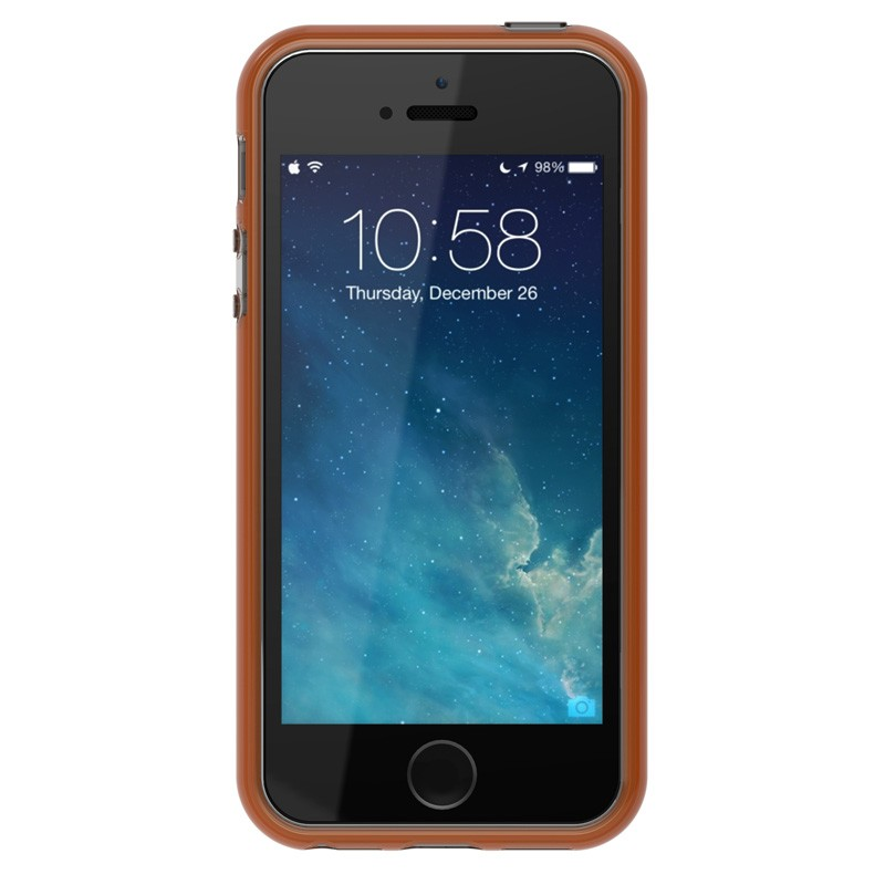 Gear4 3DO JumpSuit iPhone 6 / 6S Smoke/Orange - 2