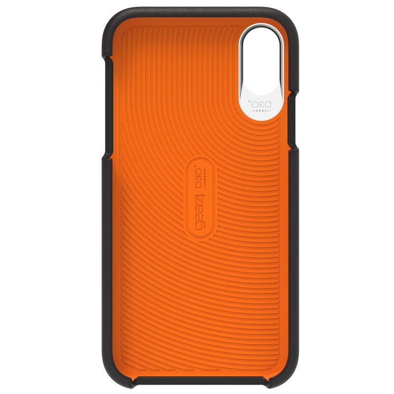 Gear4 Knightsbridge D3O iPhone X/Xs Hoes Zwart - 3