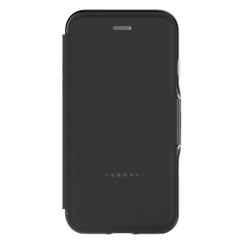 Gear4 Oxford Book Case iPhone 7 Black - 4