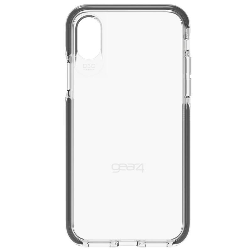 Gear4 Piccadilly Apple iPhone X/Xs Hoesje Black - 3