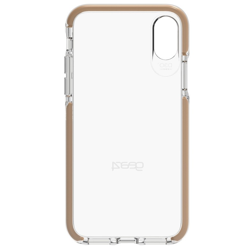 Gear4 Piccadilly Apple iPhone X/Xs Hoesje Gold - 3