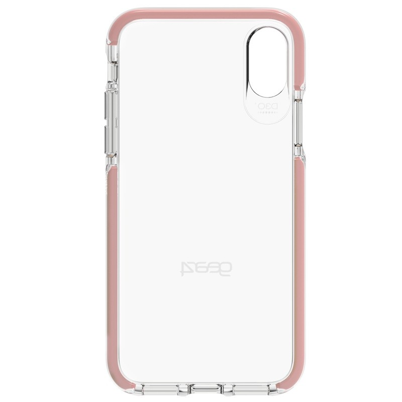 Gear4 Piccadilly Apple iPhone X/Xs Hoesje Rose Gold - 4