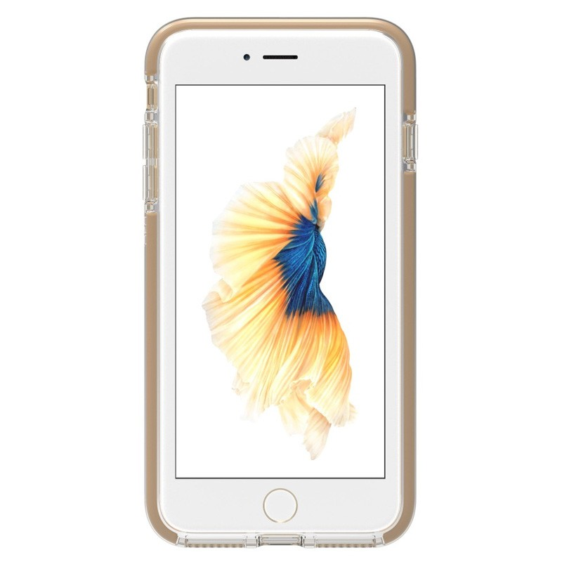 Gear4 Piccadilly iPhone 7 Plus Gold/Clear - 4