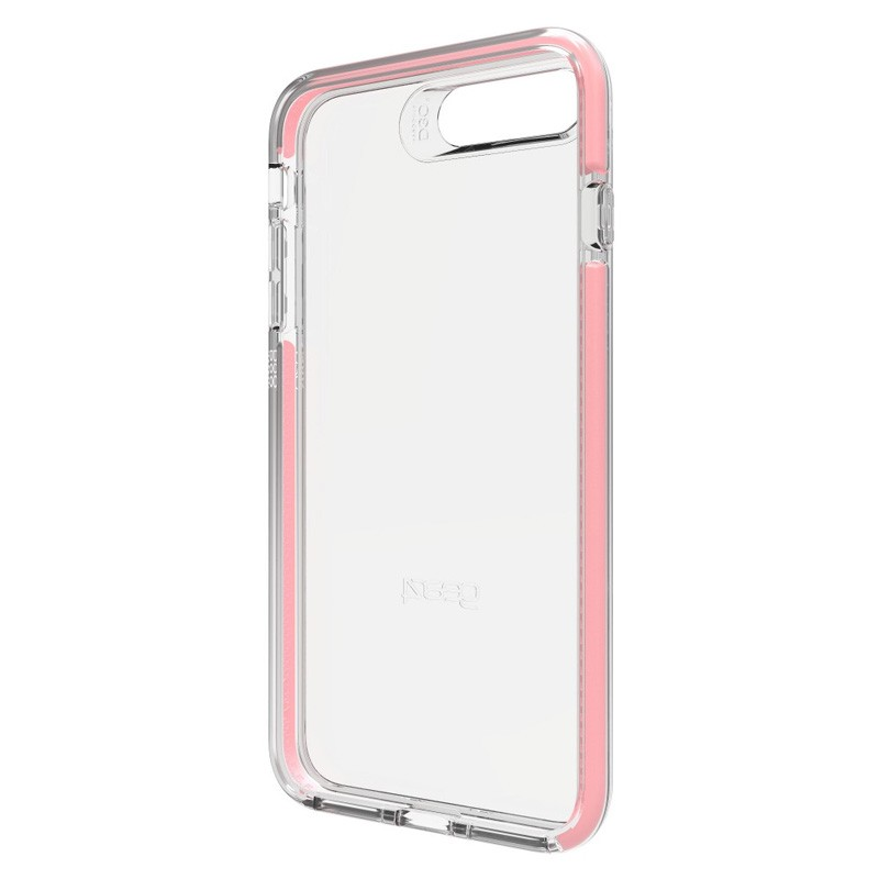 Gear4 Piccadilly iPhone 7 Plus Rose Gold/Clear - 2
