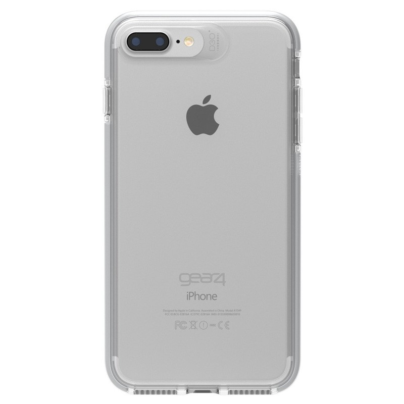 Gear4 Piccadilly iPhone 7 Plus Silver/Clear - 3