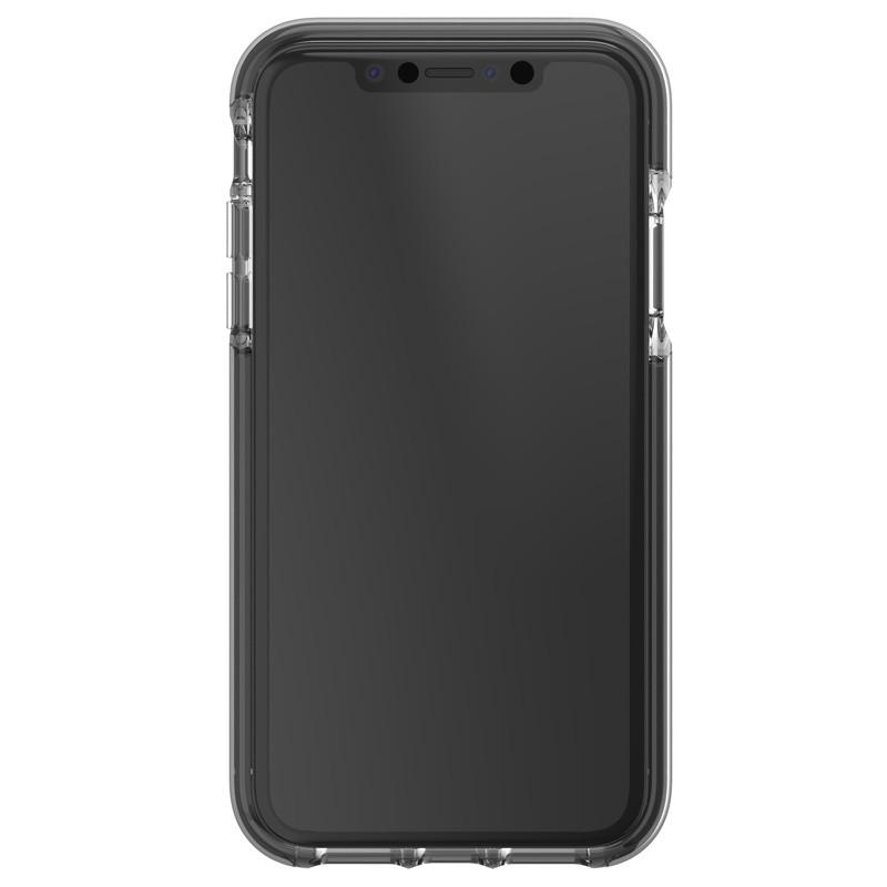 Gear4 Piccadilly iPhone XR Hoesje Zwart / Transparant 02