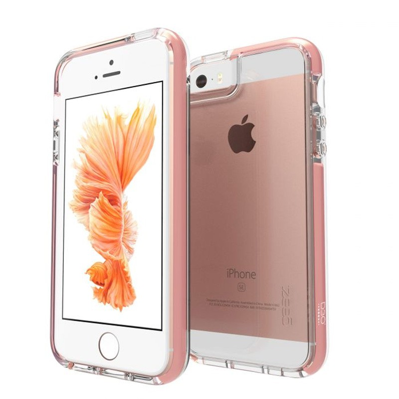 Gear4 Piccadilly iPhone SE/5S/5 Rose Goud - 1