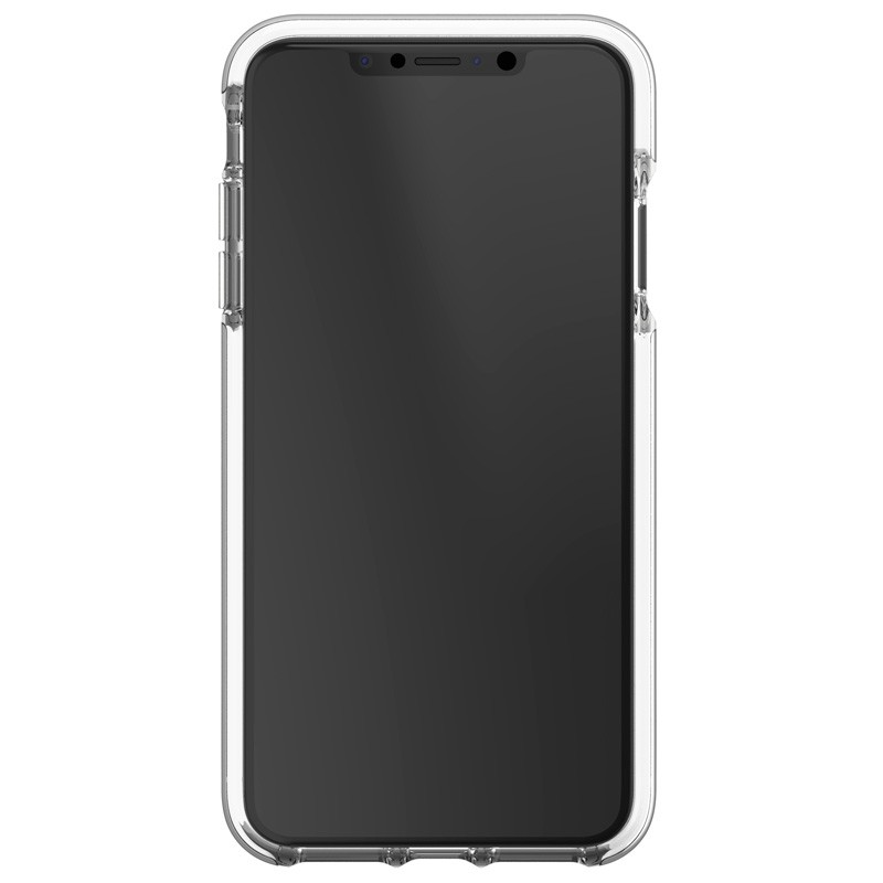 Gear4 Piccadilly voor Apple iPhone XS Max wit/Transparant 02