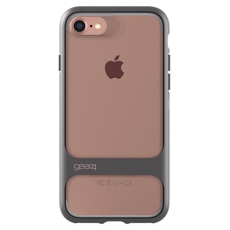 Gear4 Soho 3DO Case iPhone 7 Pink/Black - 2