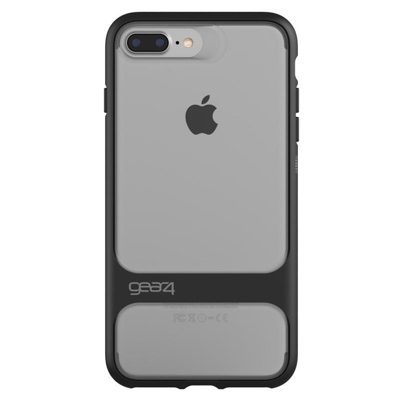 Gear4 Soho D3O Case iPhone 7 Plus Black/Clear - 2