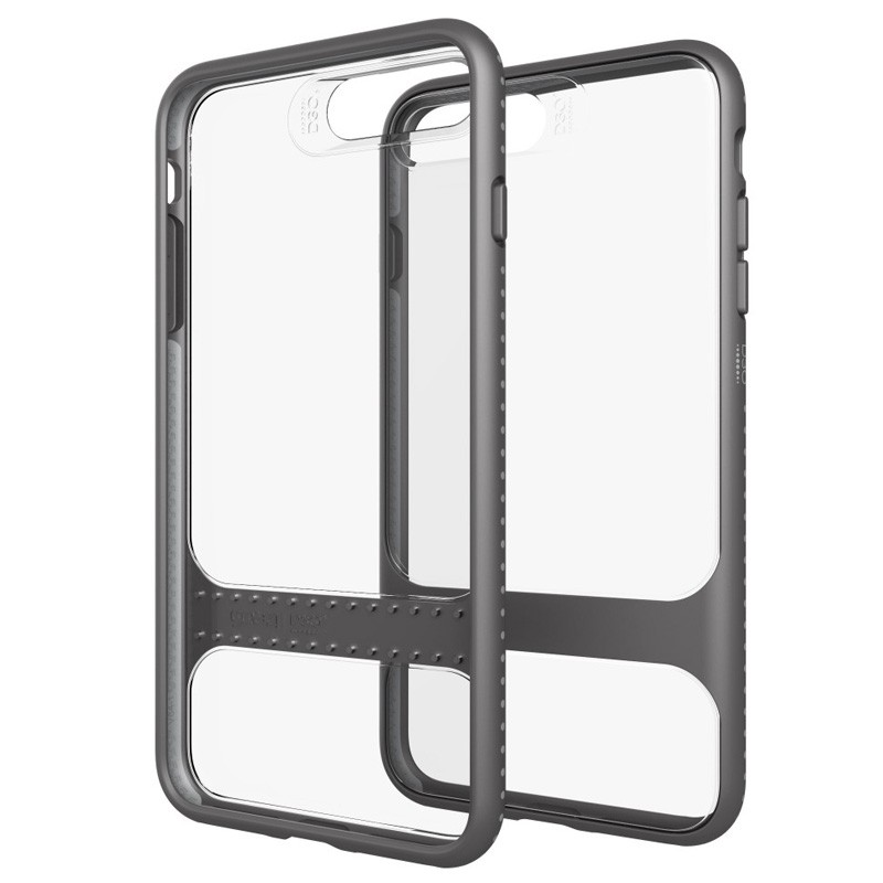 Gear4 Soho D3O Case iPhone 7 Plus Silver - 1
