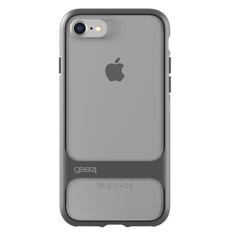 Gear4 Soho 3DO Case iPhone 7 Silver - 2