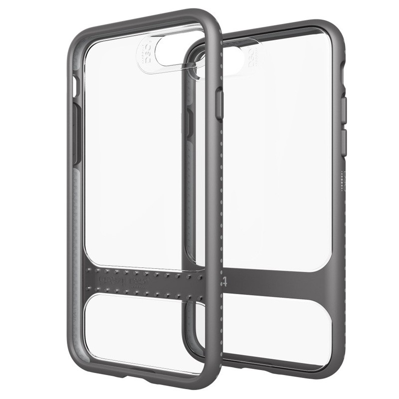 Gear4 Soho 3DO Case iPhone 7 Silver - 1