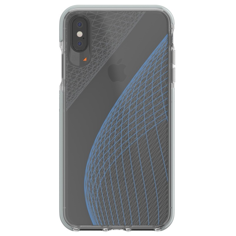 Gear4 Victoria iPhone XS Max hoesje Space/Transparant 01