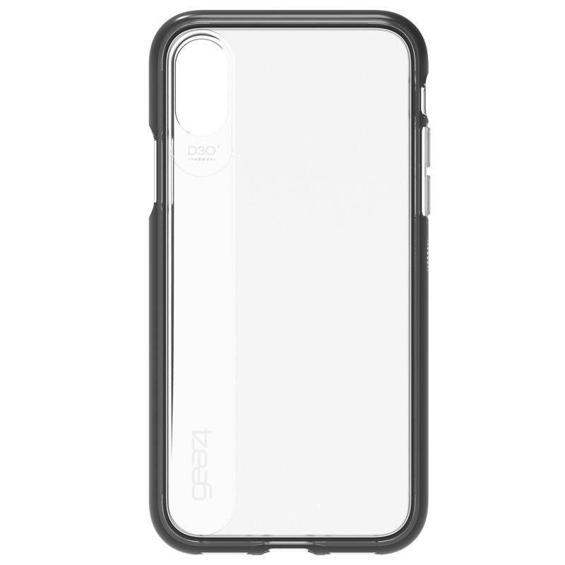 Gear4 Windsor iPhone X/Xs Hoesje Black - 3