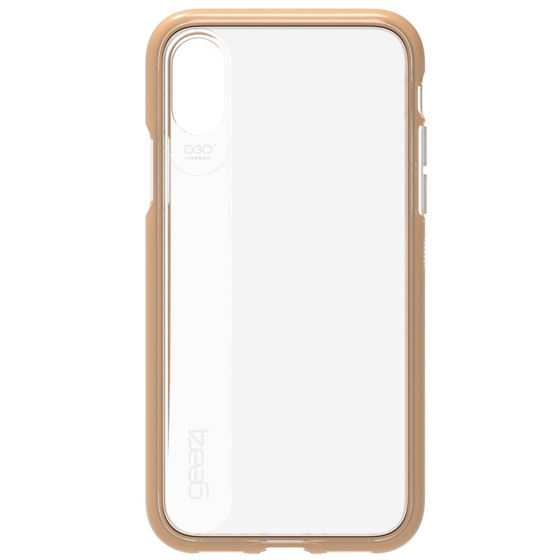Gear4 Windsor iPhone X Hoesje Gold - 3
