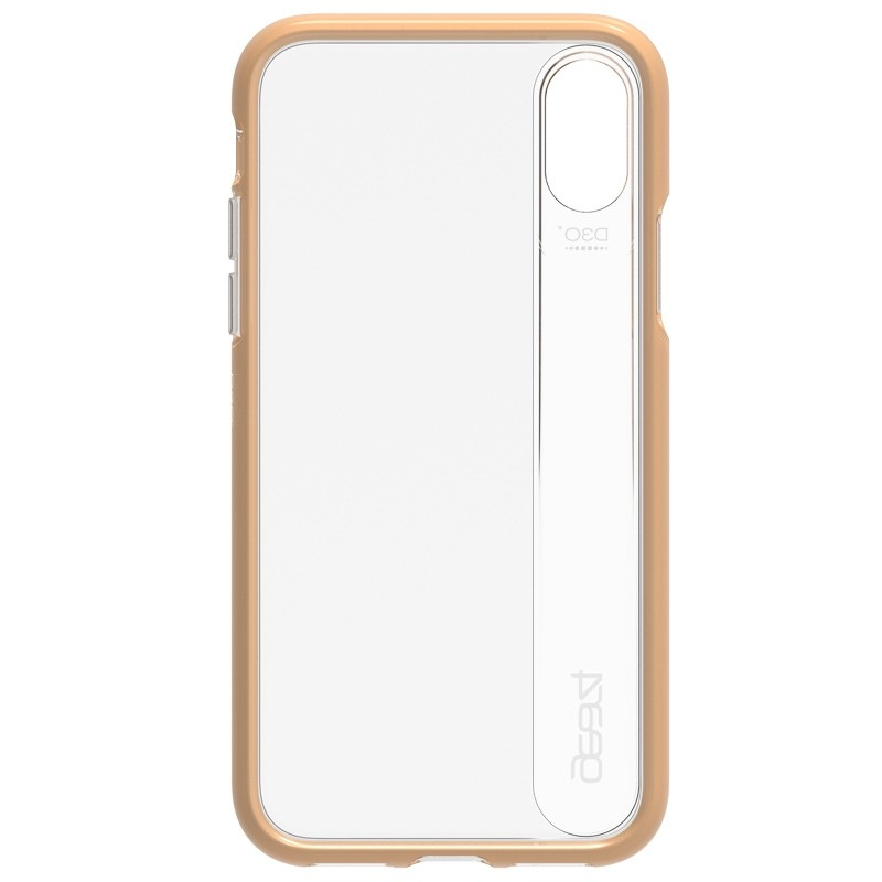 Gear4 Windsor iPhone X Hoesje Gold - 4