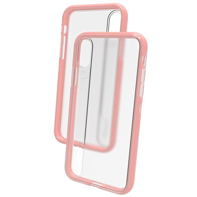 Gear4 Windsor iPhone X/Xs Hoesje Rose Gold - 2