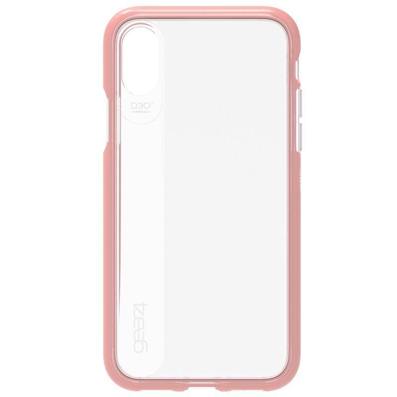 Gear4 Windsor iPhone X/Xs Hoesje Rose Gold - 3