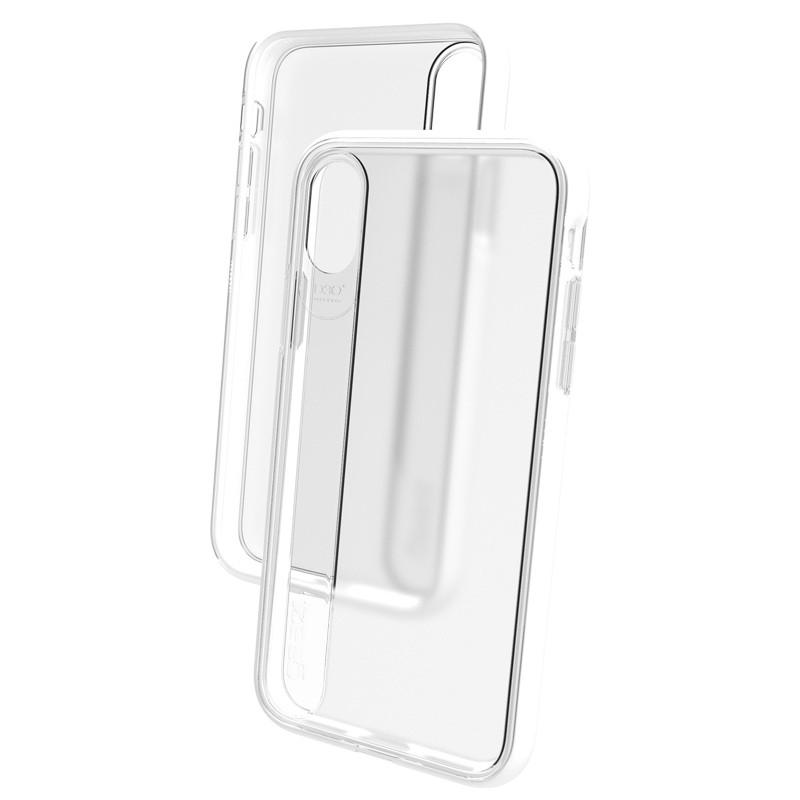 Gear4 Windsor iPhone X/Xs Hoesje Transparant 03