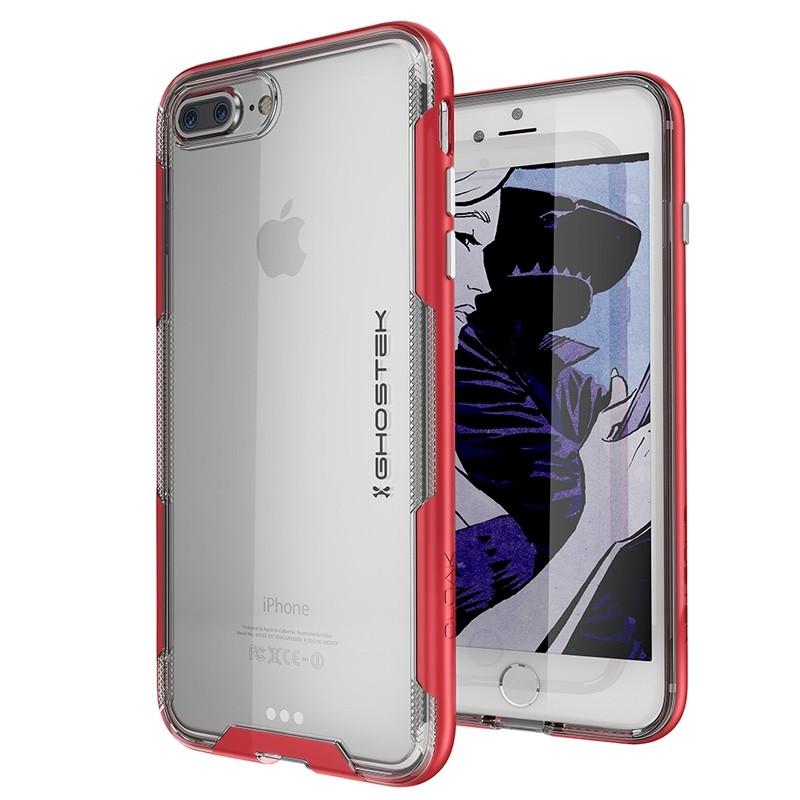 Ghostek Cloak 3 iPhone 8 Plus/7 Plus red 01
