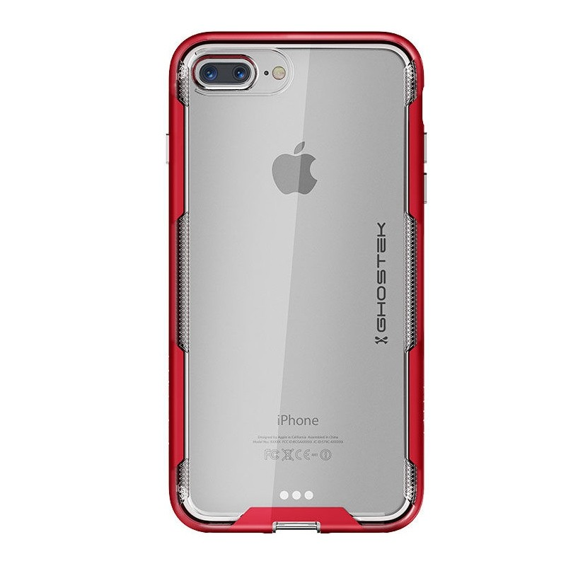Ghostek Cloak 3 iPhone 8 Plus/7 Plus red 02