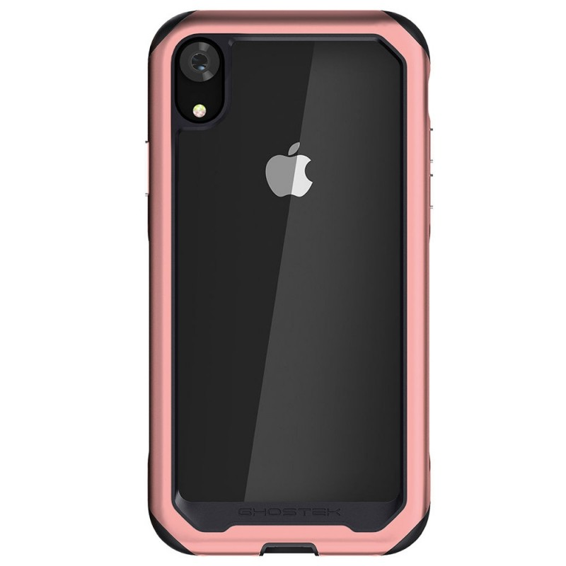 Ghostek Atomic Slim 2 iPhone XR Roze/Transparant - 2