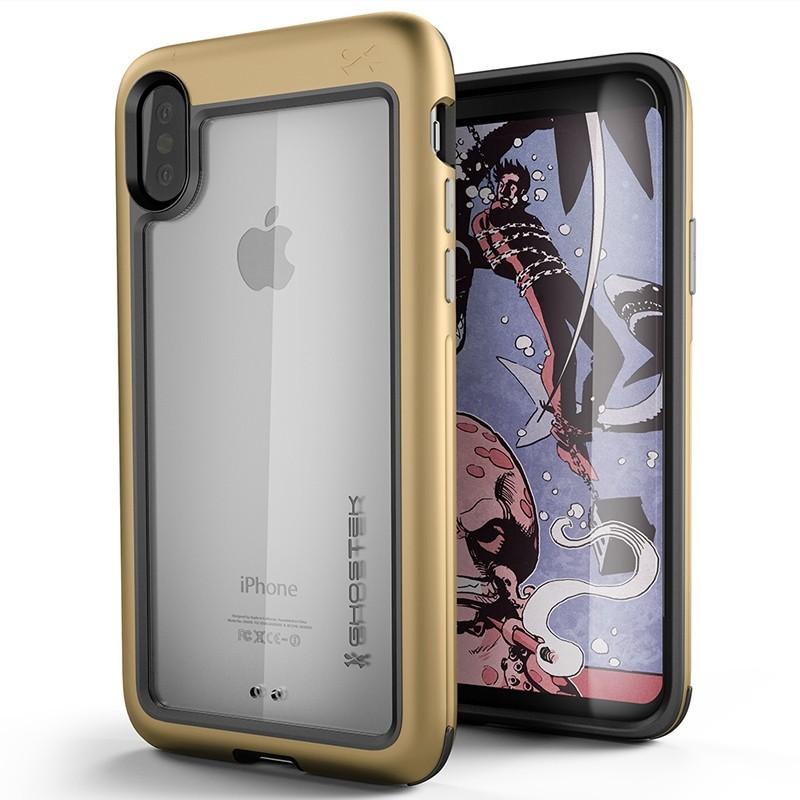 Ghostek Atomic Slim Case iPhone X/Xs GOUD 01