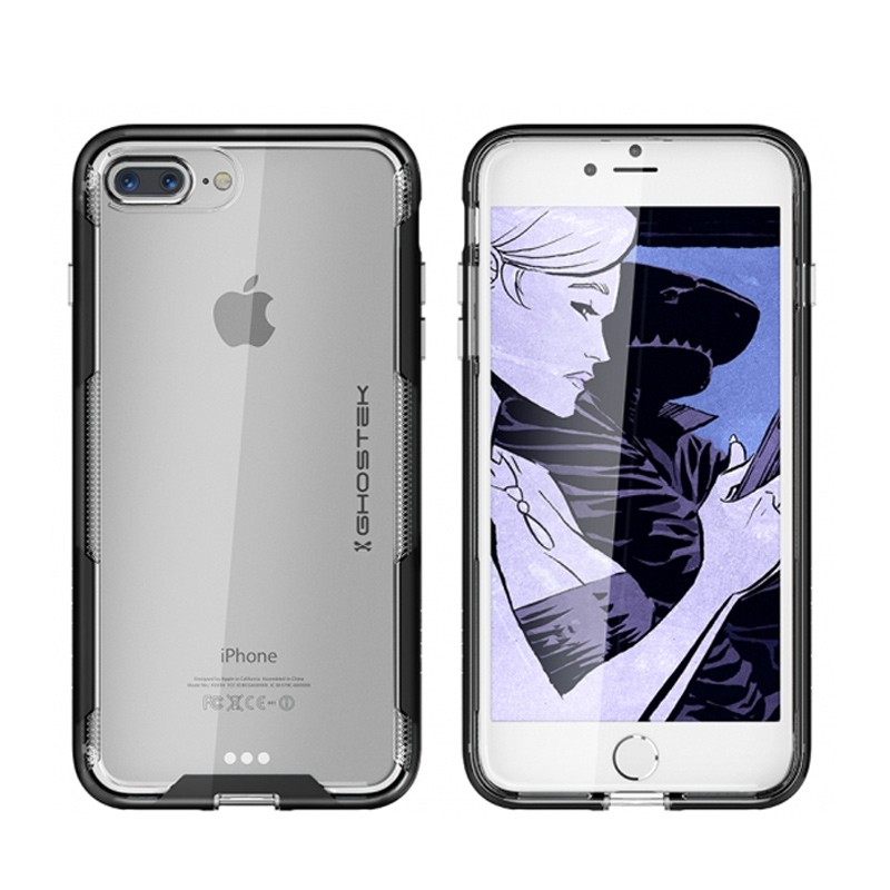 Ghostek Cloak 3 iPhone 8 Plus/7 Plus zwart 03