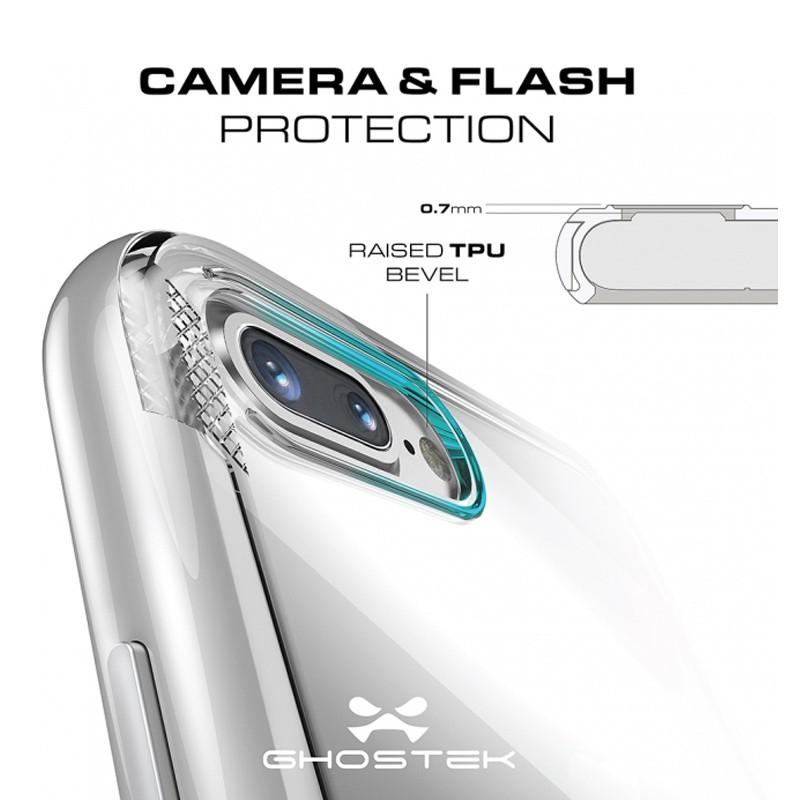 Ghostek Cloak 3 iPhone 8 Plus/7 Plus zilver 07