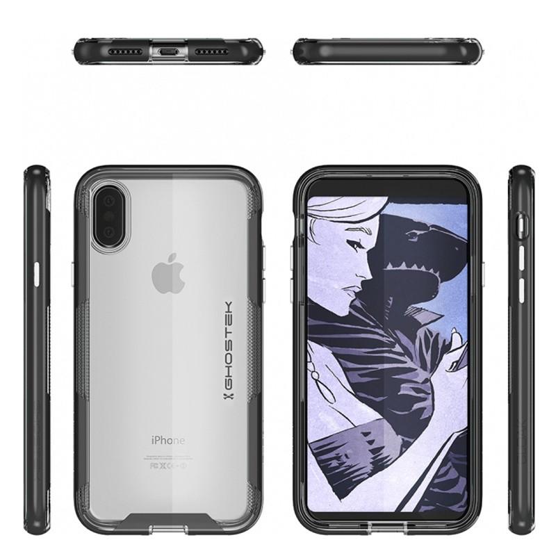 Ghostek Cloak 3 Case iPhone X/Xs zwart 02