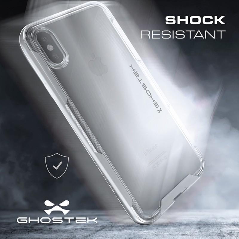 Ghostek Cloak 3 Case iPhone X/Xs zwart 08