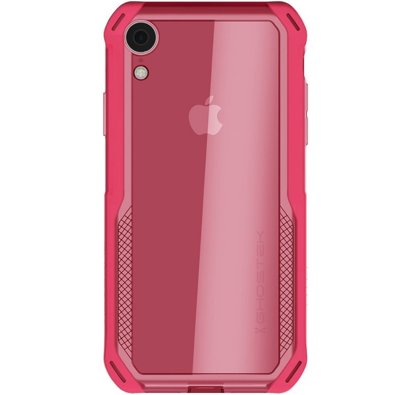 Ghostek Cloak 4 iPhone XR Hoesje Roze/Transparant - 2