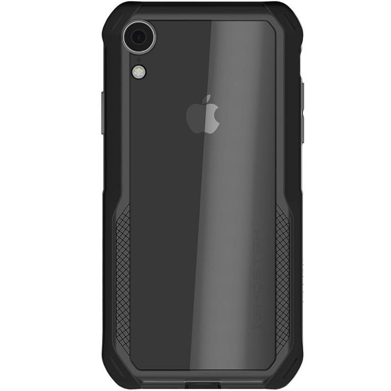 Ghostek Cloak 4 iPhone XR Hoesje Zwart/Transparant - 2
