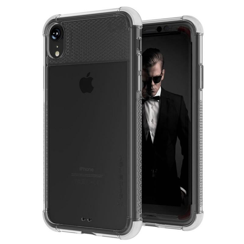 Ghostek Covert 2 iPhone XS Max Zwart/Wit - 1