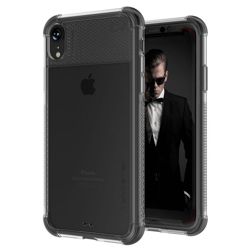 Ghostek Covert 2 iPhone XS Max Zwart/Transparant - 1