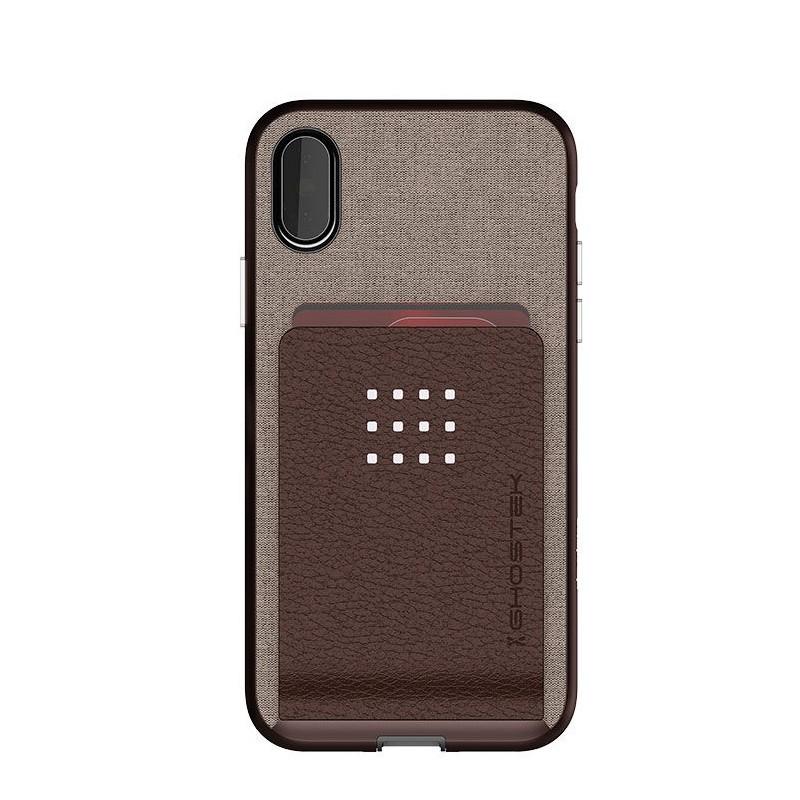 Ghostek Exec 2 Wallet Case iPhone X/Xs BRUIN 02