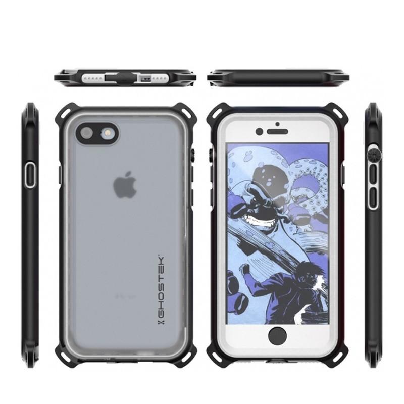 Ghostek - Nautical Waterdicht iPhone 7 hoesje White 04