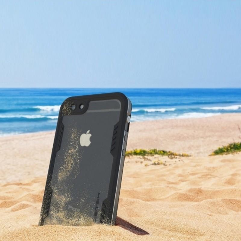 Ghostek - Atomic 2.0 Waterdicht iPhone 6/6S hoesje Silver 04