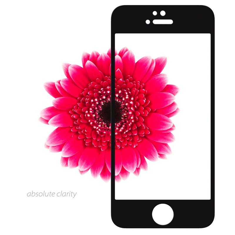 Moshi iVisor Glass iPhone 5/5S/5C Black - 3